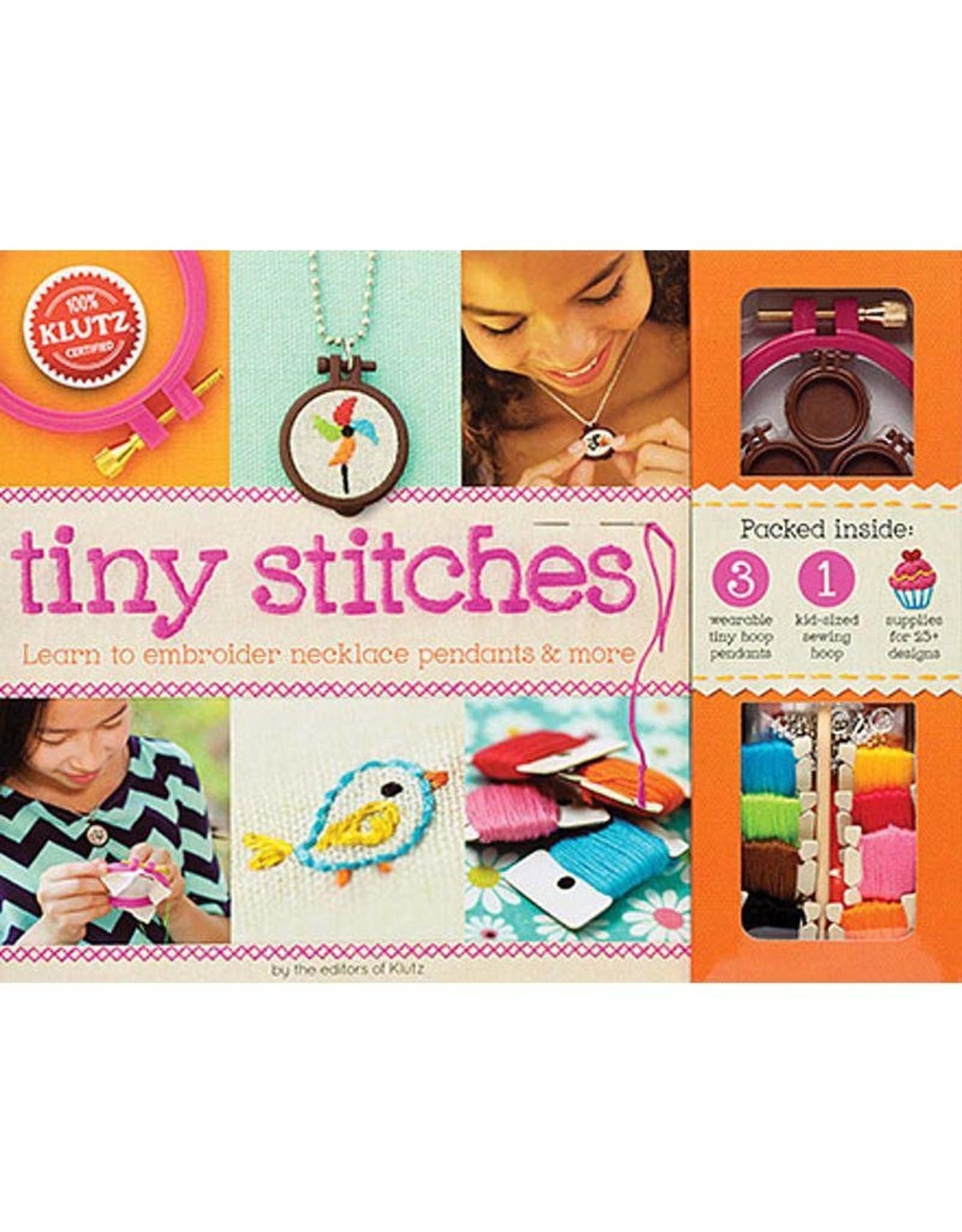 Klutz ##Tiny Stitches
