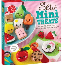 Klutz Klutz Sew Mini Treats