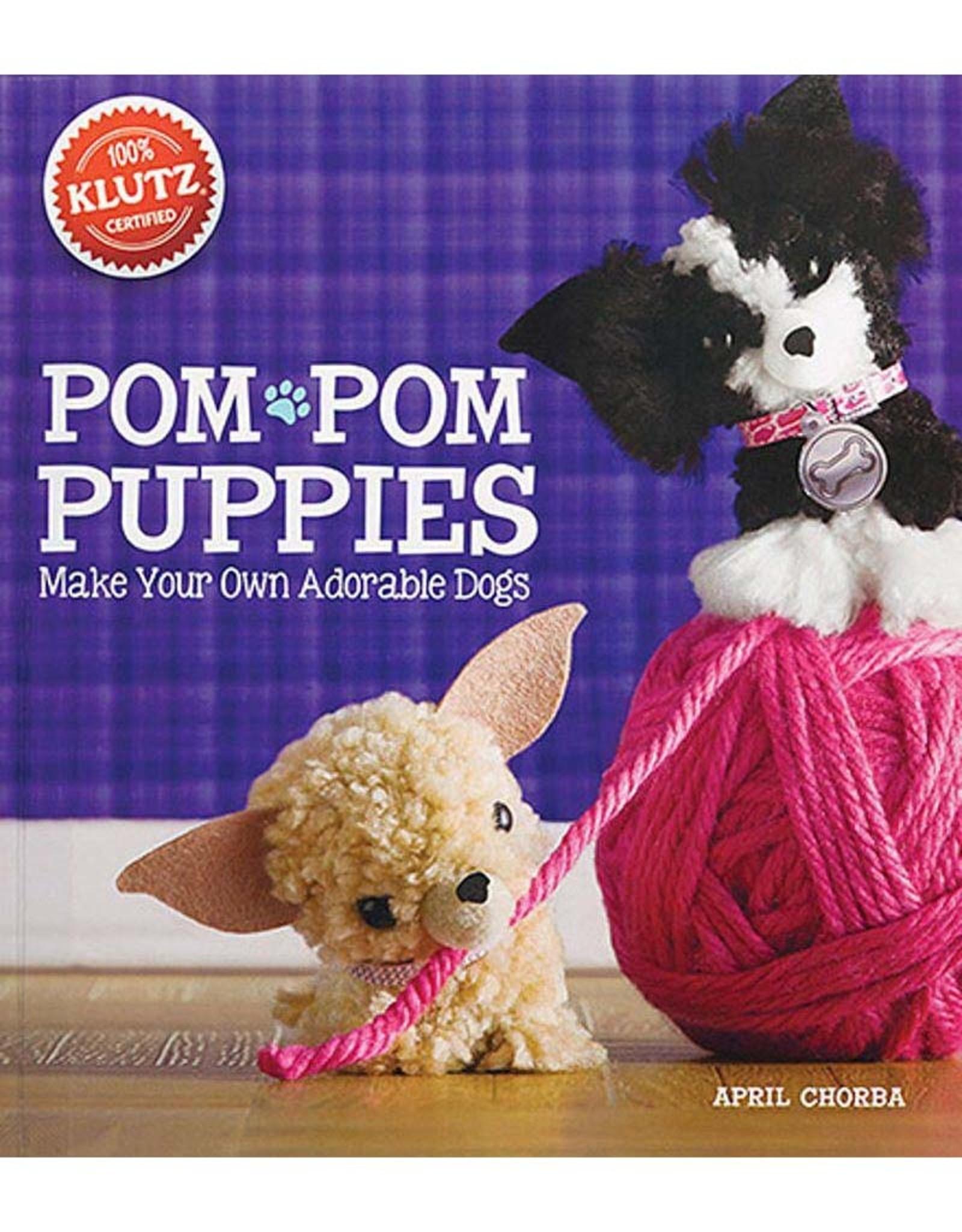 Klutz Klutz Pom-Pom Puppies