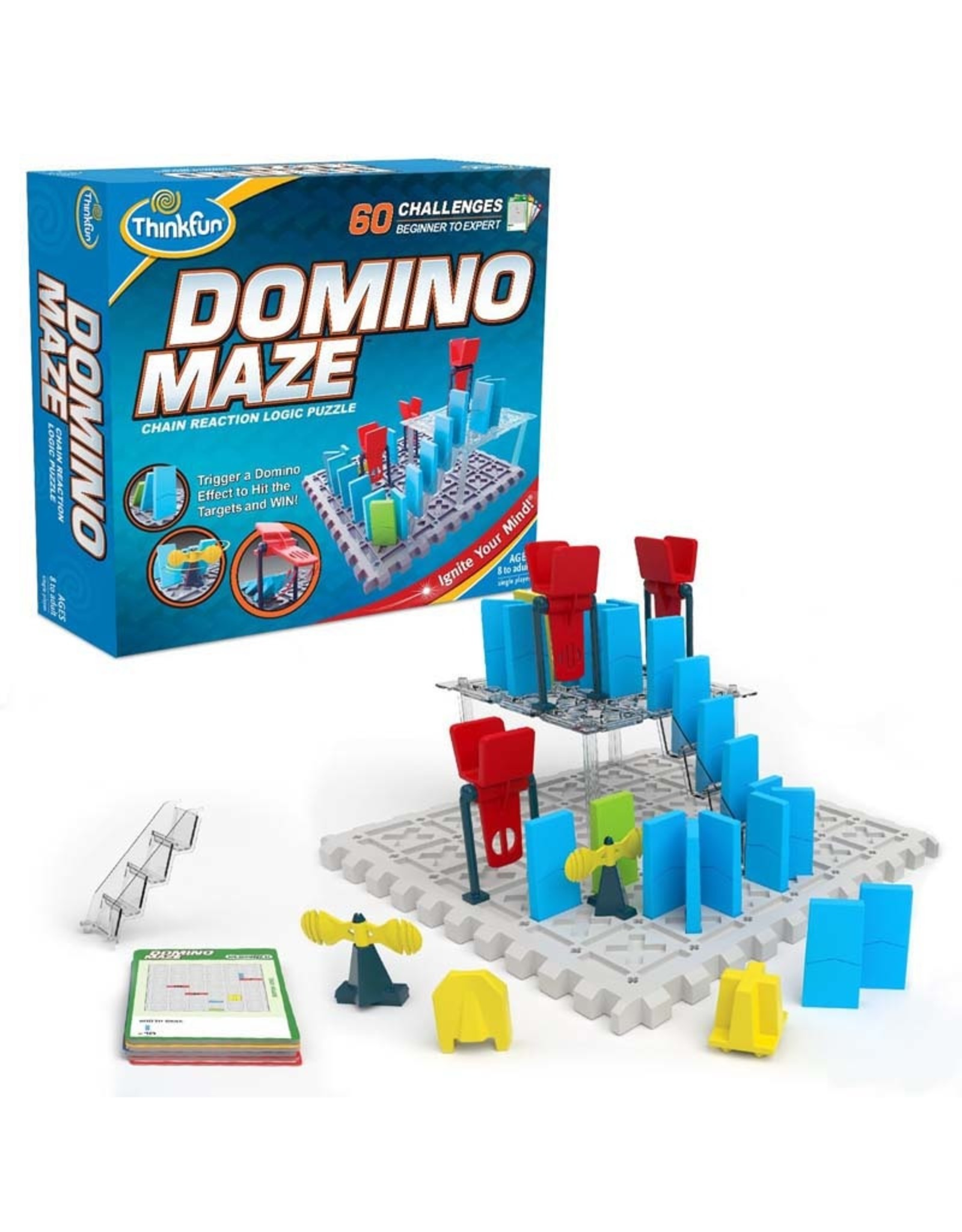 ##Domino Maze - NEW!