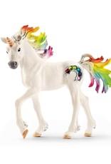 Schleich Schleich Rainbow unicorn, foal