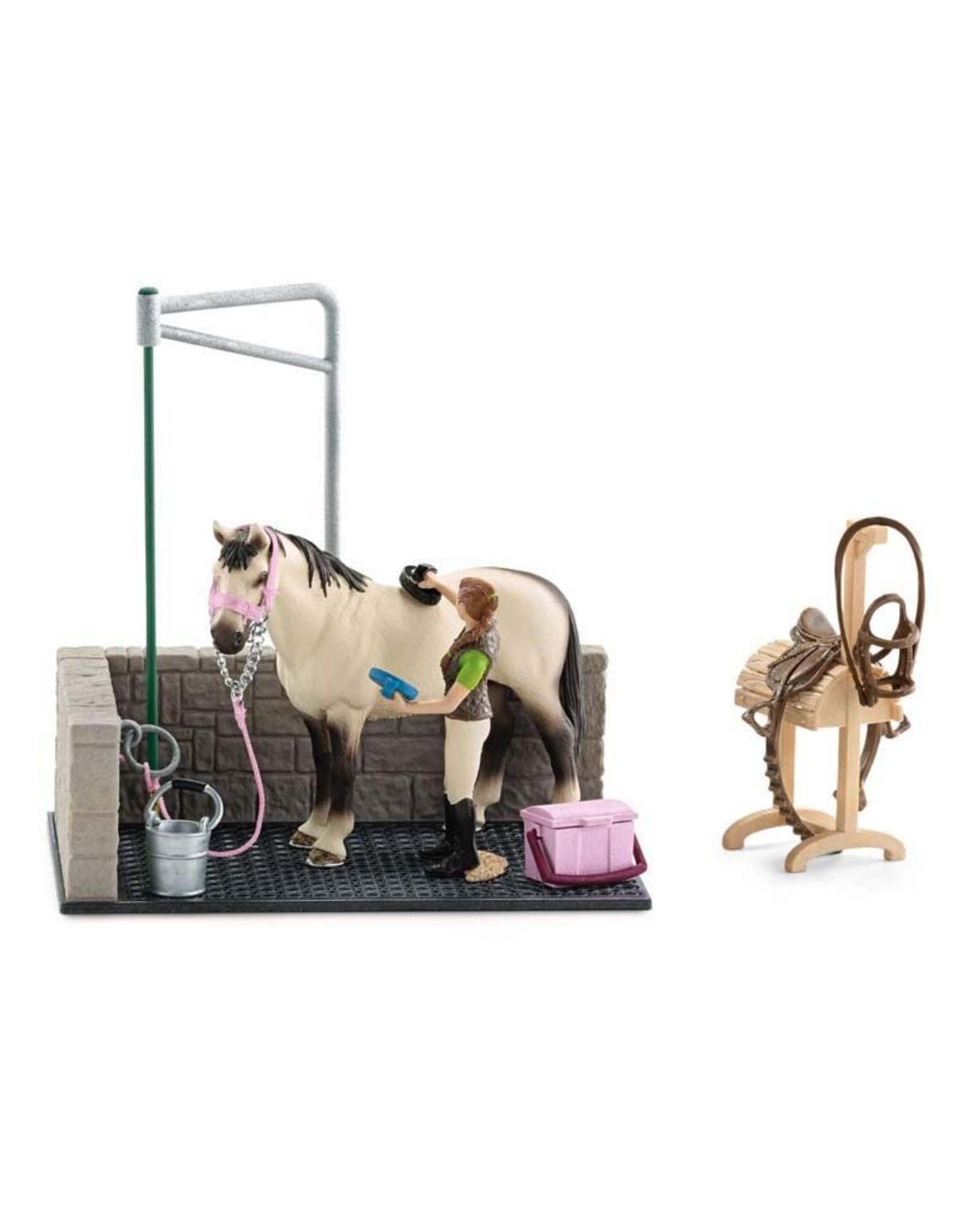 Schleich Schleich Horse Wash Area