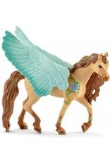 Schleich Schleich Decorated Pegasus Stallion