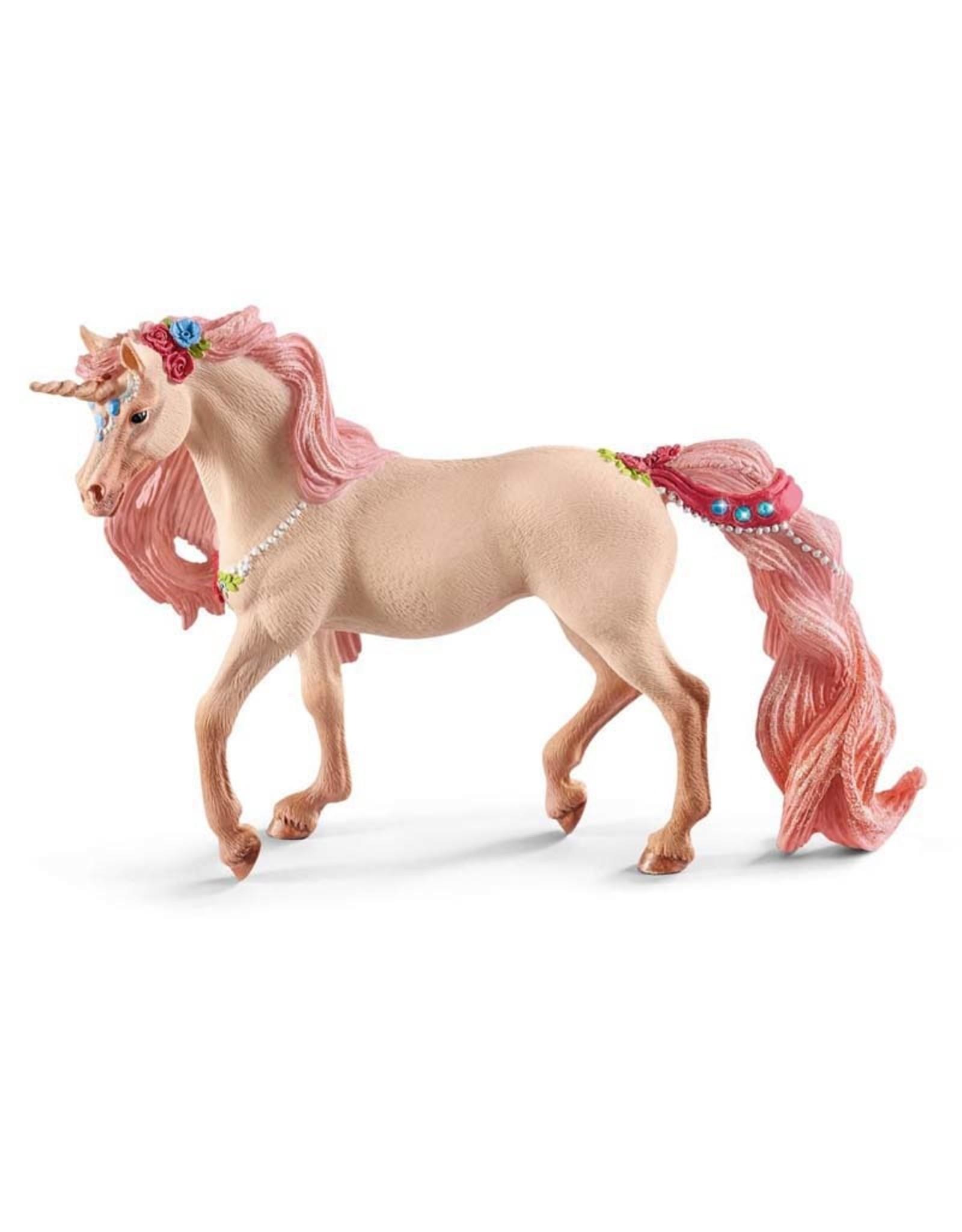 Schleich Schleich Decorated Unicorn Mare