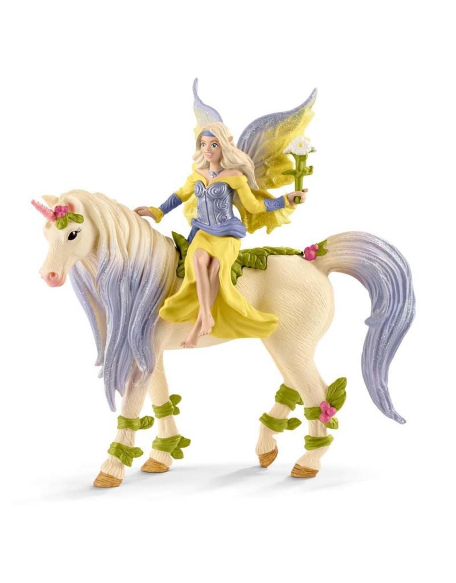 Schleich Schleich Fairy Sera w/ Blossom Unicorn