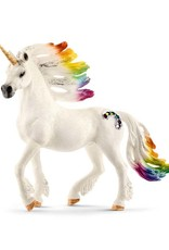 Schleich Rainbow unicorn, stallion