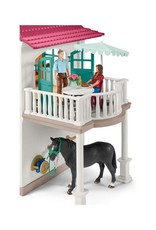 Schleich Schleich Large Horse Stable with House and Stable