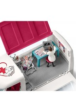Schleich Schleich Mobile vet with Hanoverian foal
