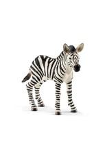 Schleich Schleich Zebra Foal New 2018
