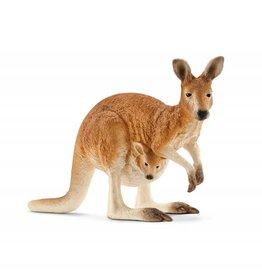 Schleich ##Schleich Kangaroo