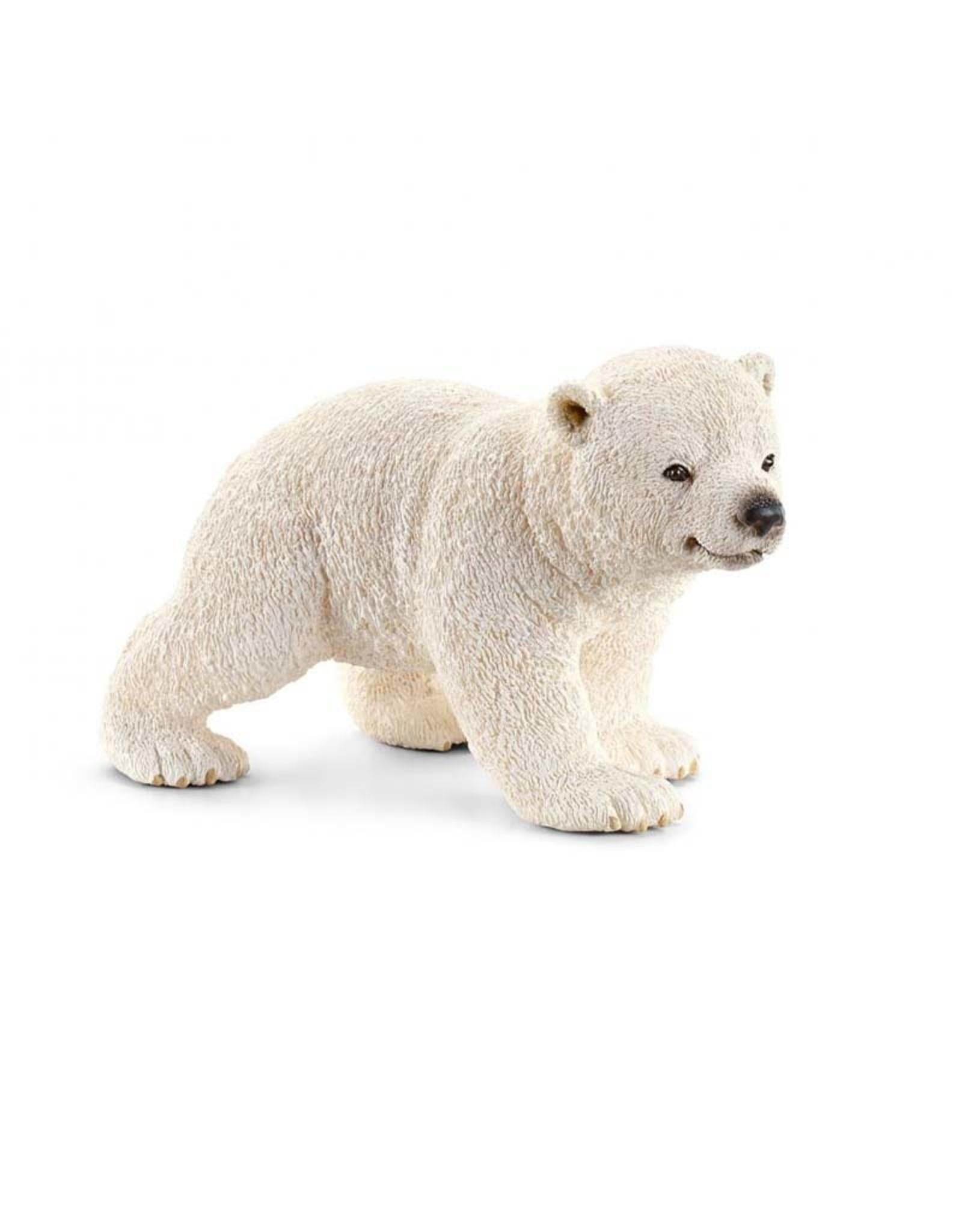 Schleich Schleich Polar Bear Cub, Walking