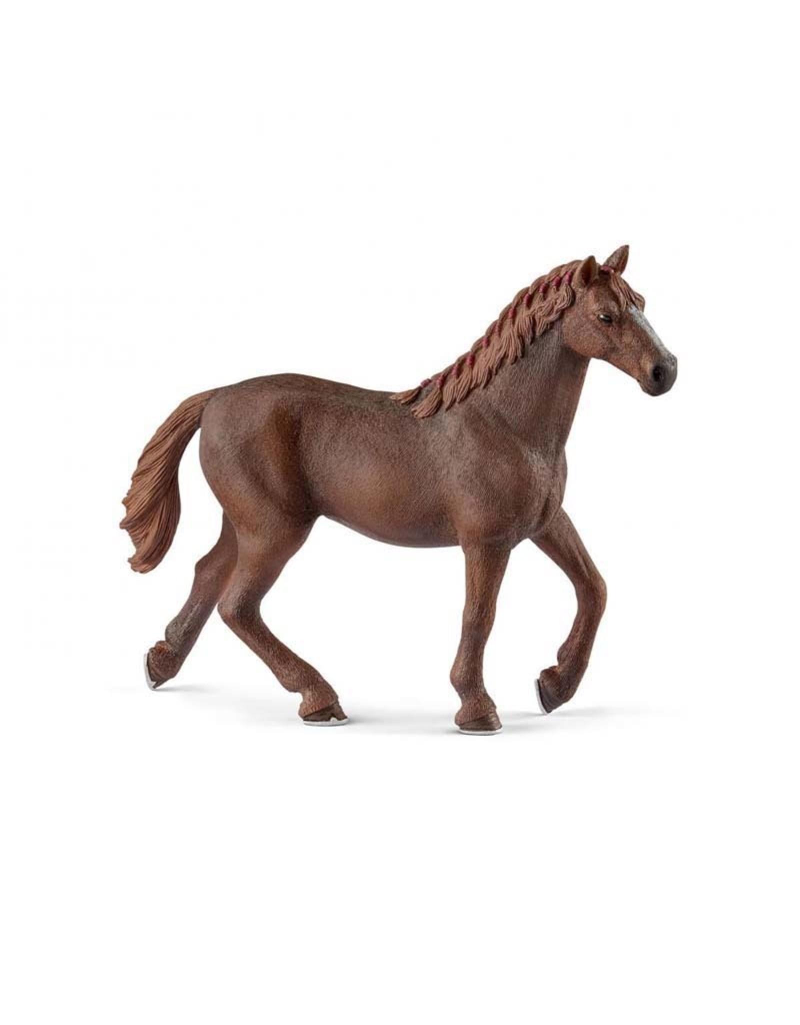 Schleich Schleich English thoroughbred mare