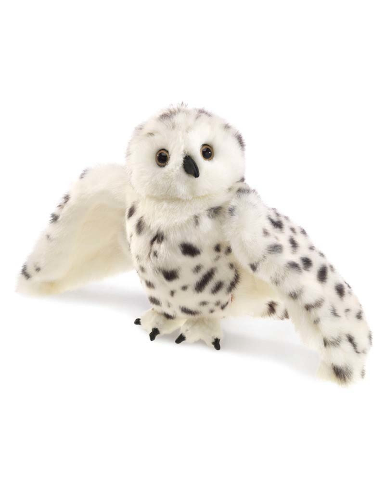 Folkmanis Folkmanis OWL, SNOWY Puppet