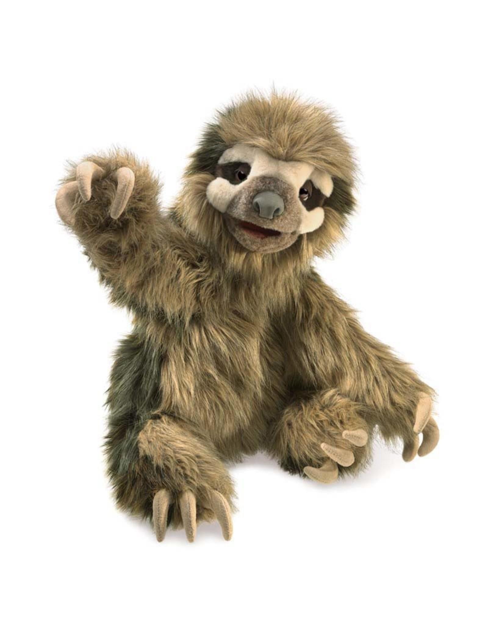 Folkmanis Folkmanis Three Toed Sloth