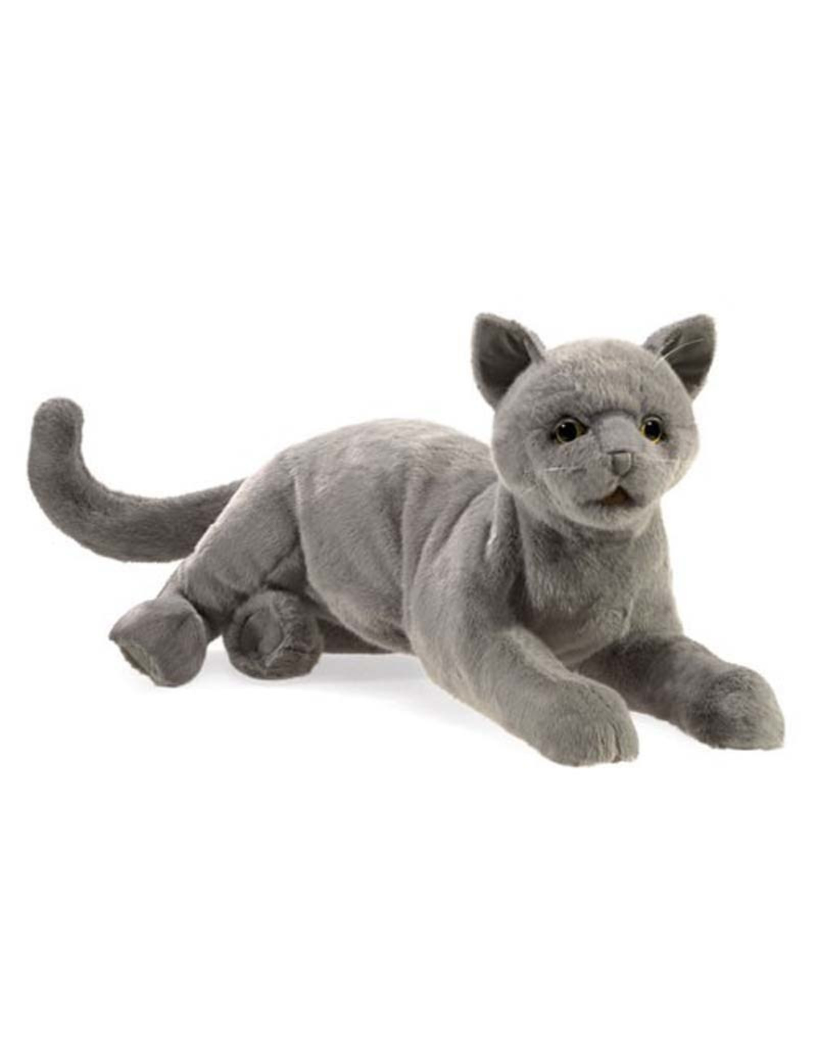 Folkmanis Folmanis Purring Cat