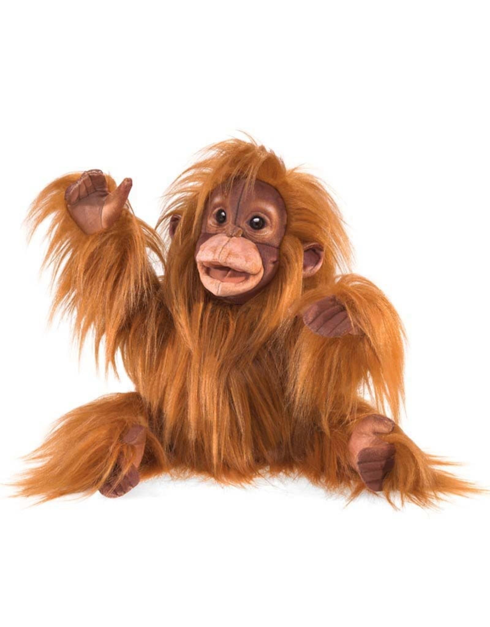 Folkmanis Folkmanis Baby Orangutan