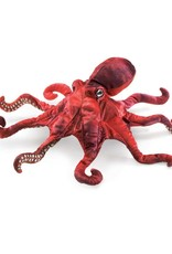 Folkmanis Folkmanis OCTOPUS, RED Puppet