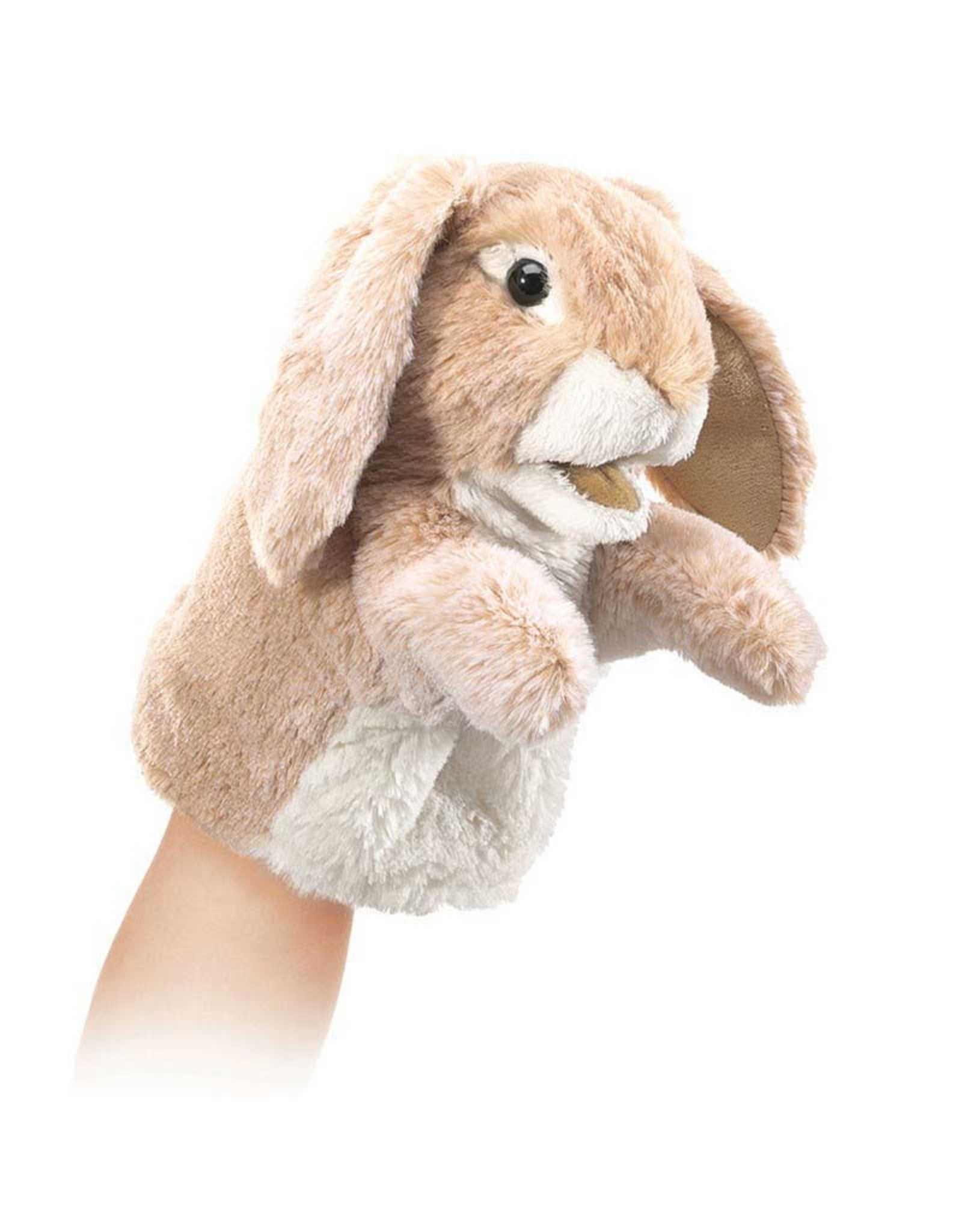 Folkmanis Folkmanis LITTLE RABBIT, LOP Puppet