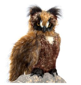 Folkmanis Folkmanis OWL, GREAT HORNED Puppet