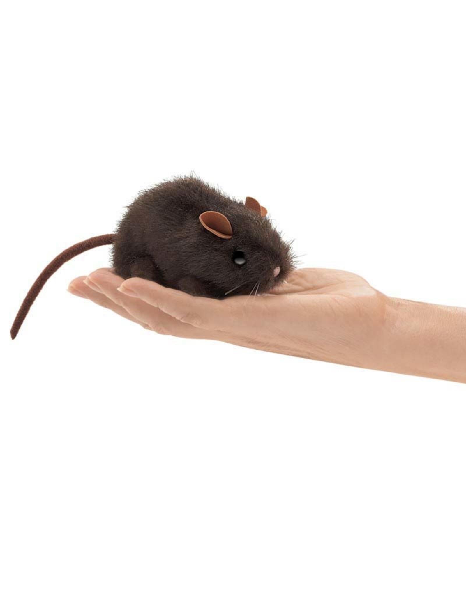 Folkmanis Folkmanis Mini Brown Mouse