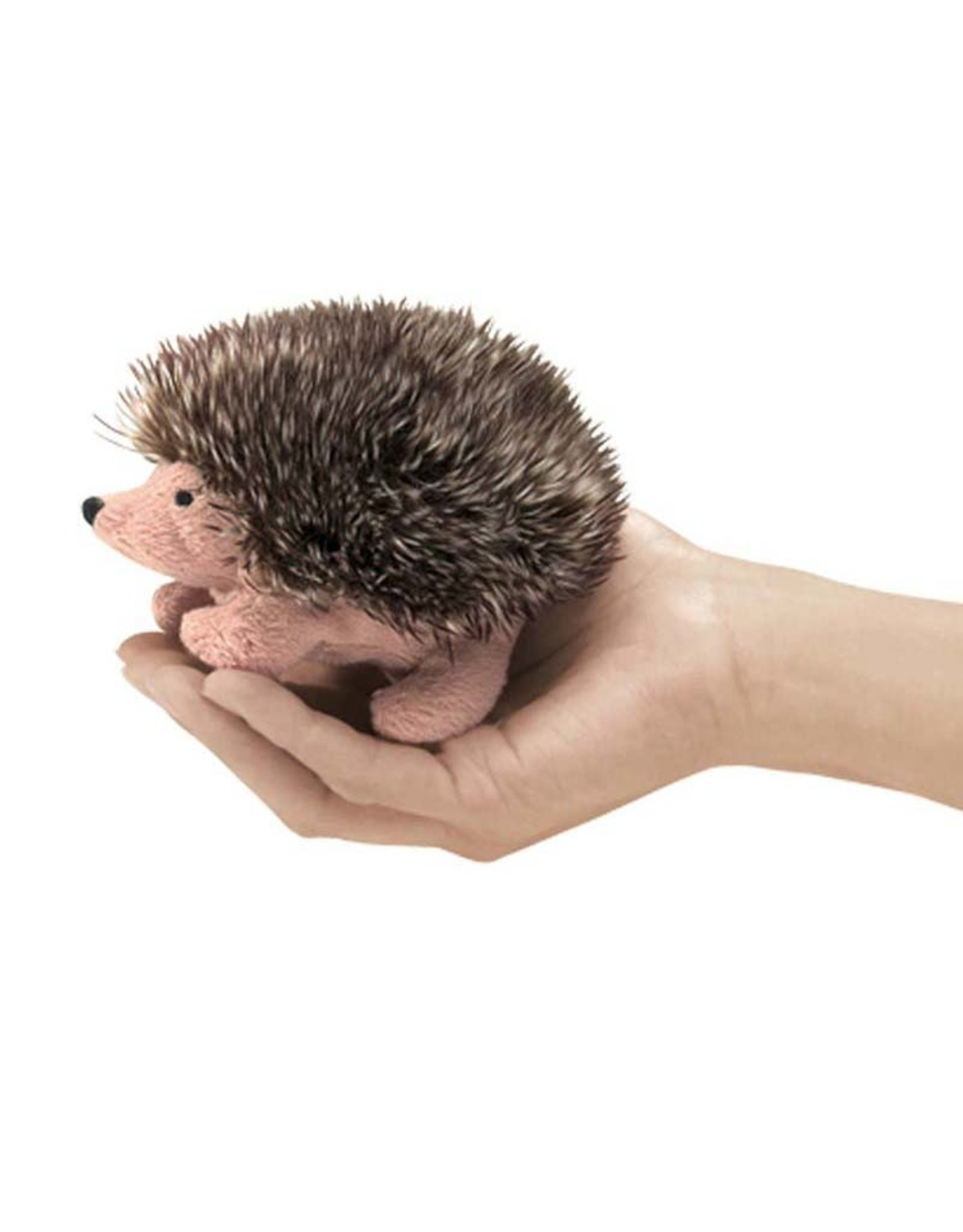 Folkmanis Folkmanis MINI HEDGEHOG Finger Puppet