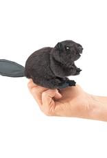 Folkmanis Folkmanis MINI BEAVER Finger Puppet