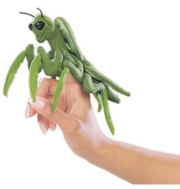 Folkmanis Folkmanis MINI PRAYING MANTIS Finger Puppet