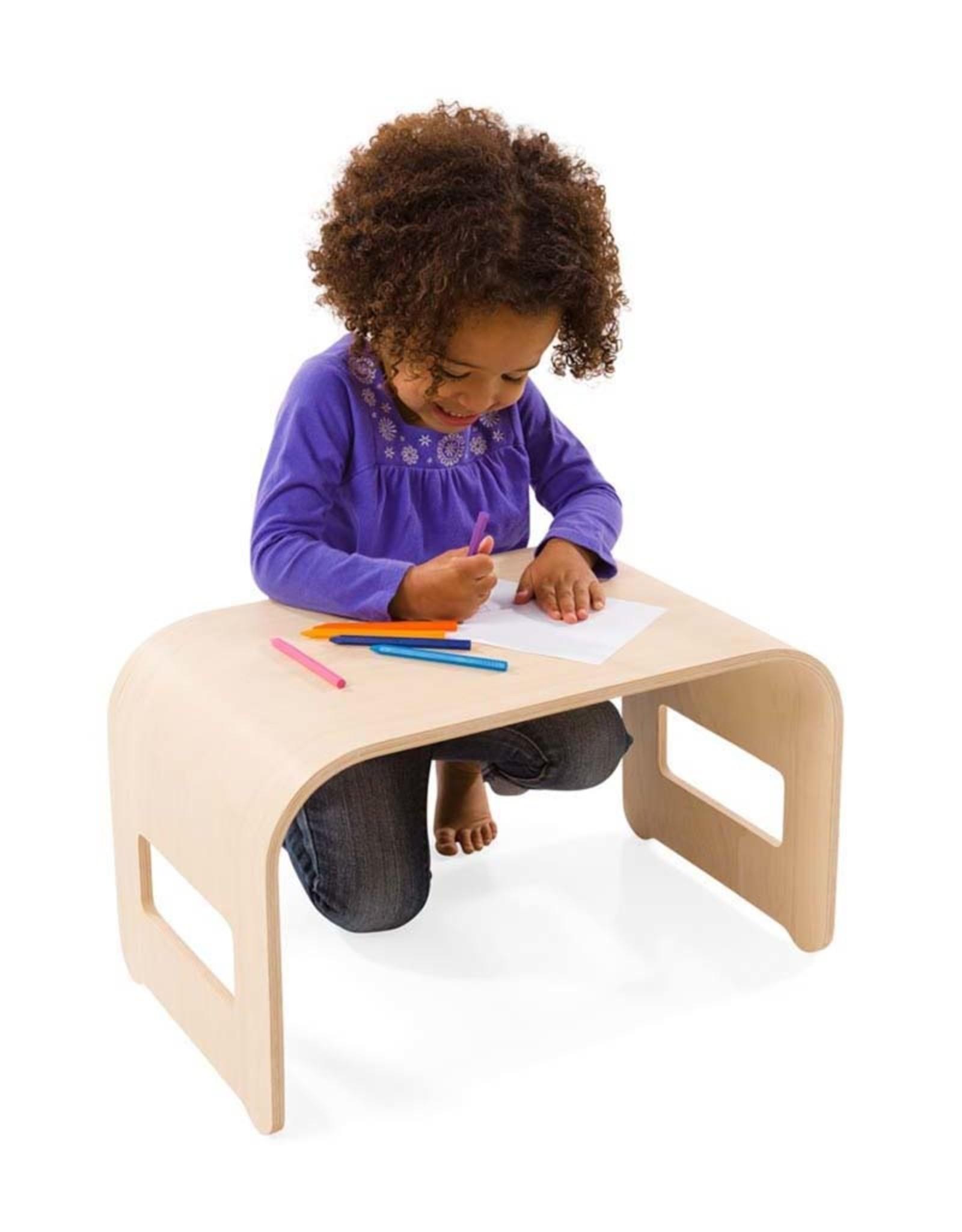 Hearth Song Bent Wood Desk