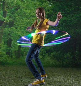 Hearth Song LED Hoop