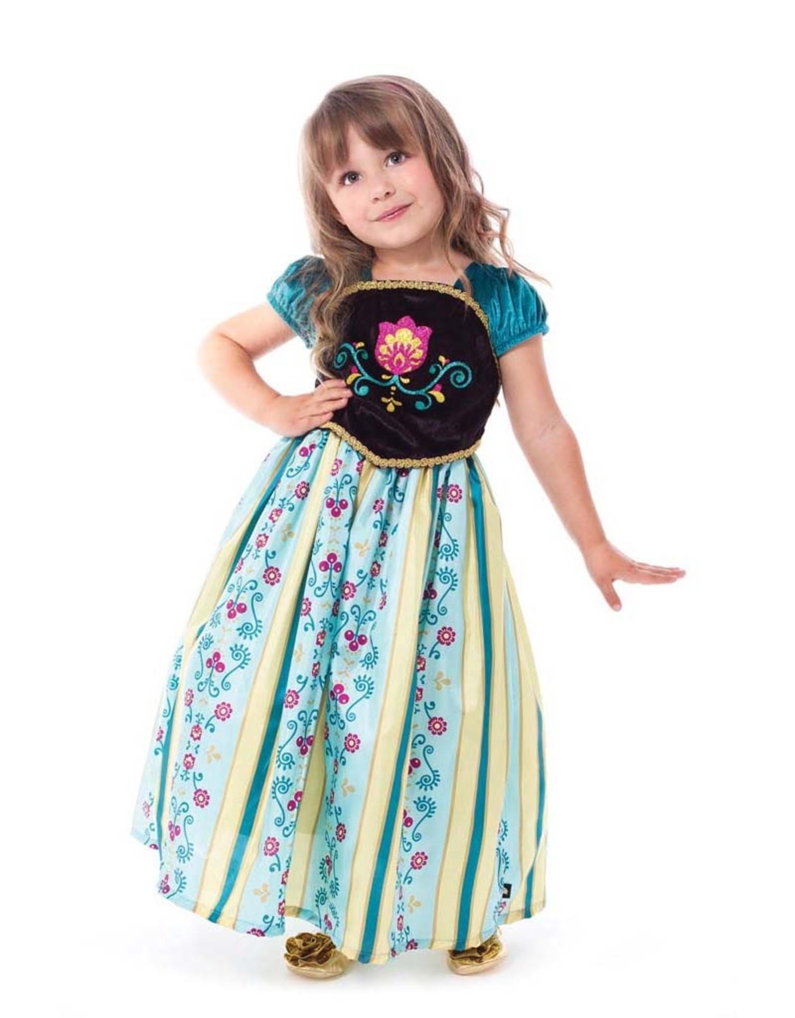Little Adventures Alpine Coronation Dress Medium