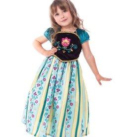 Little Adventures Scandinavian Coronation Dress Medium