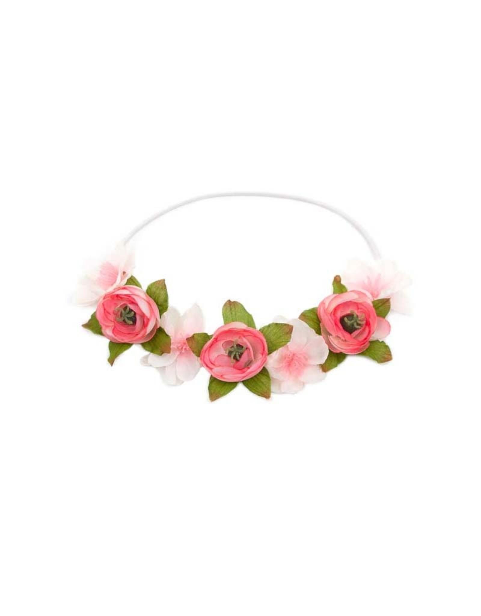 Little Adventures Petal Pink Flower Headband