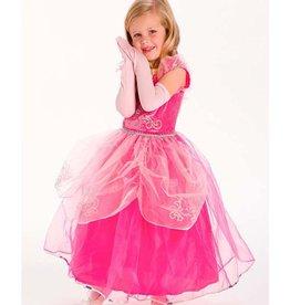 Little Adventures Princess Gloves Pink