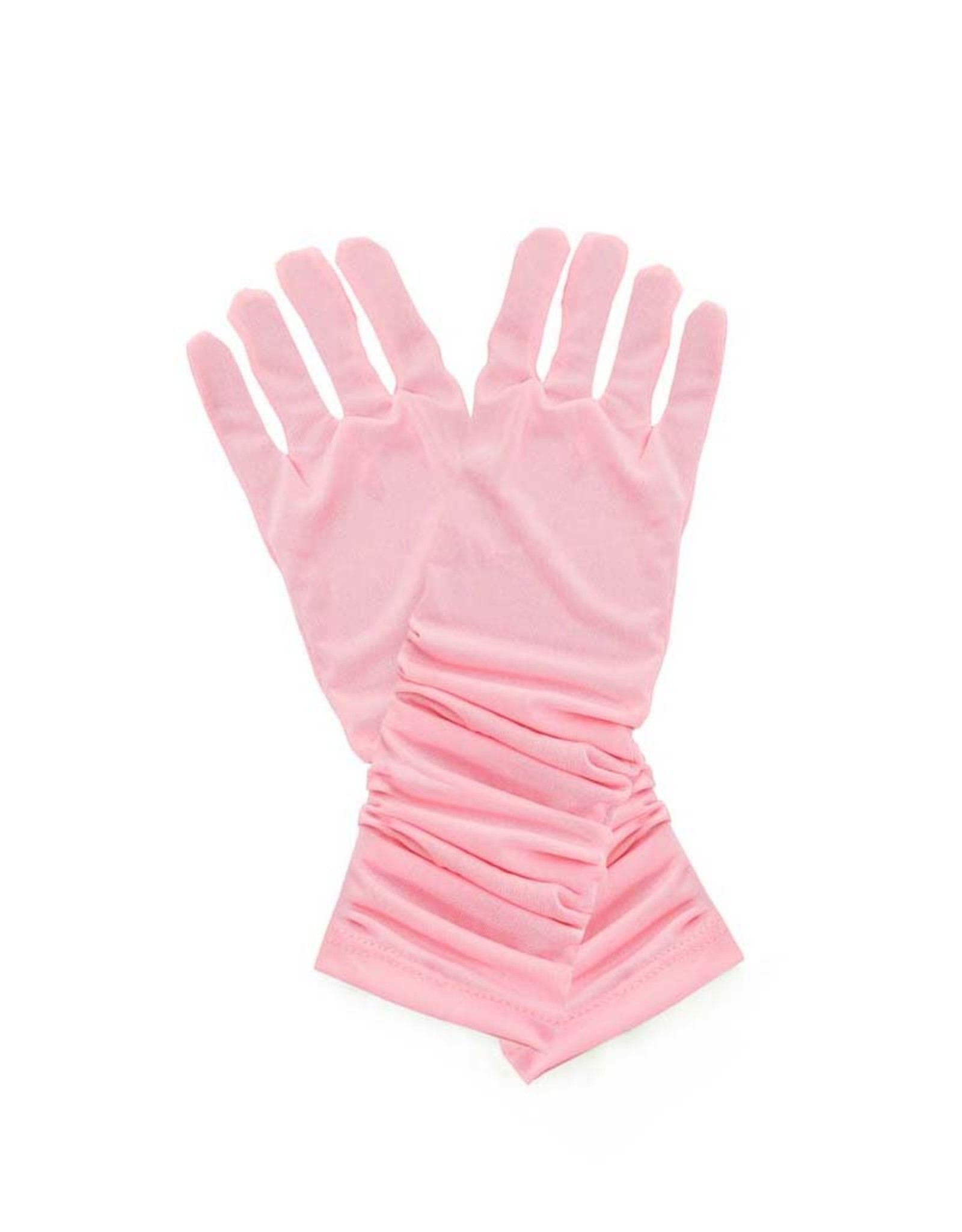 Little Adventures Princess Gloves Pink