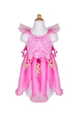 Great Pretenders Forest Fairy Tunic pink sm 3/4