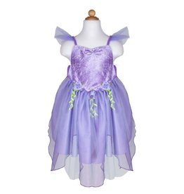 Great Pretenders Forest Fairy Tunic lilac md 5/6