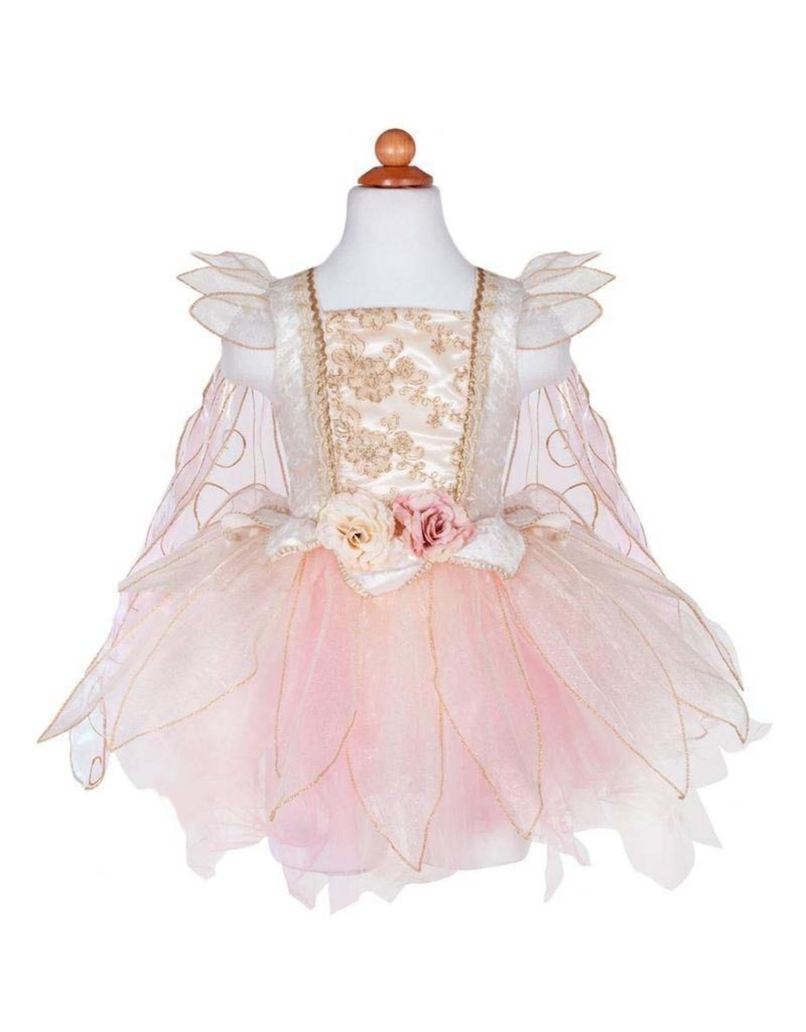 Great Pretenders Golden Rose Fairy Dress 5-6