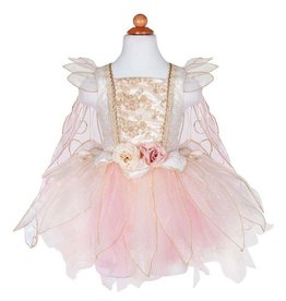 Great Pretenders Golden Rose Fairy Dress 5-6
