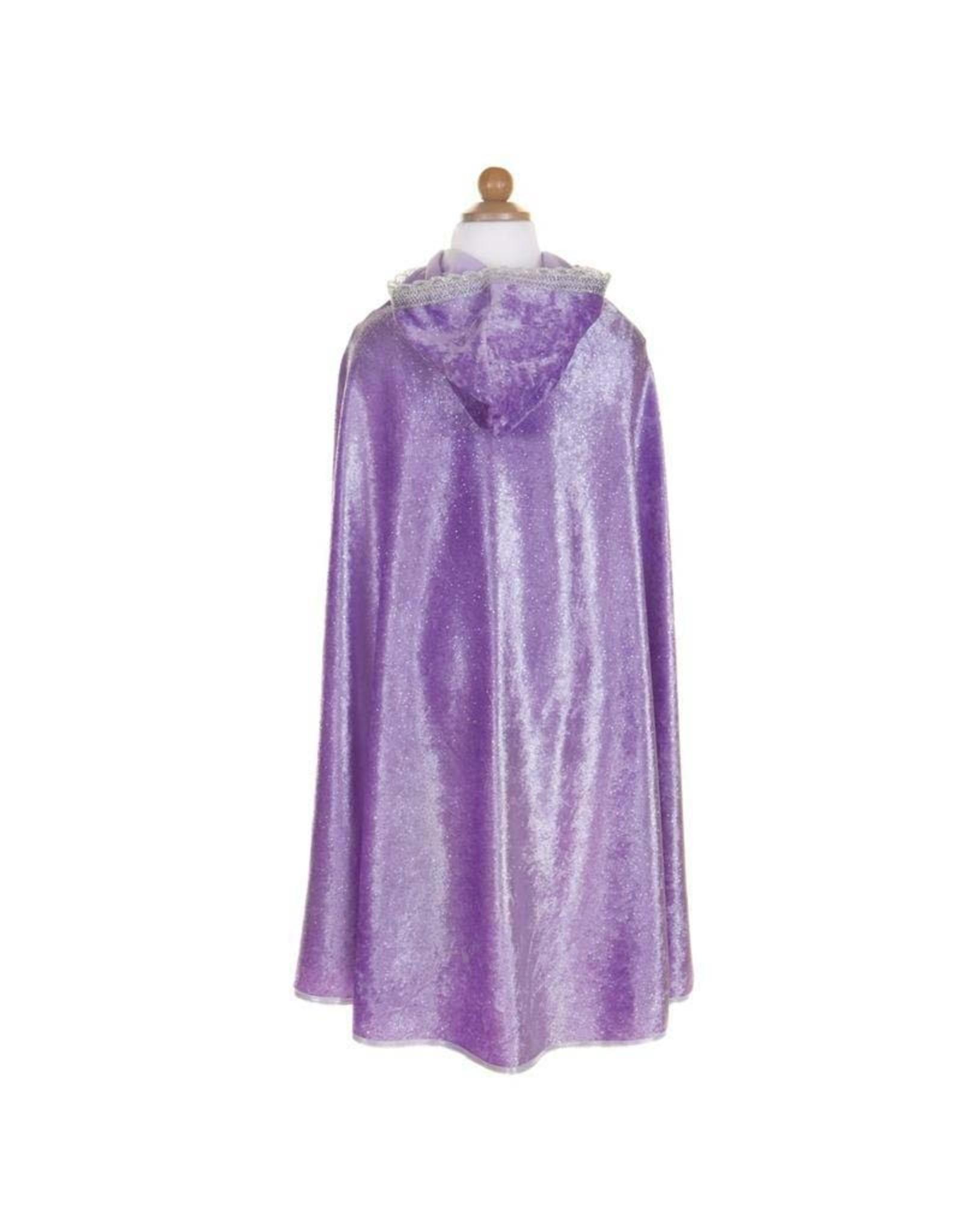 Great Pretenders Diamond Sparkle Cape Lilac md 5/6