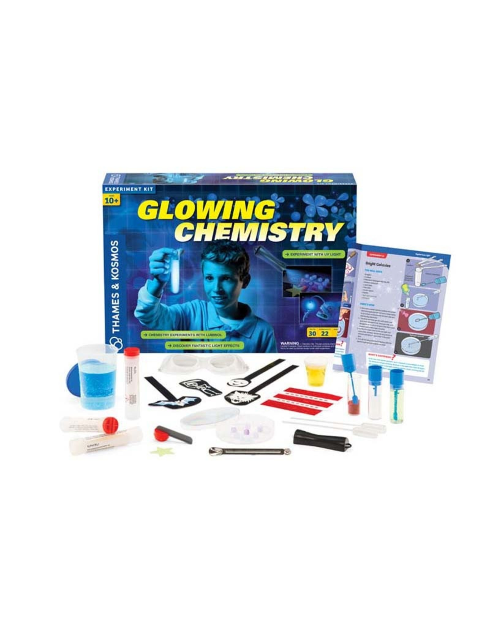 !Glowing Chemistry