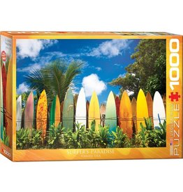 EuroGraphics 1000pc Surfer's Paradise, HI