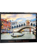 EuroGraphics 1000pc Venice The Grand Canal Puzzle