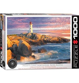 EuroGraphics 1000pc Peggy's Cove Puzzle