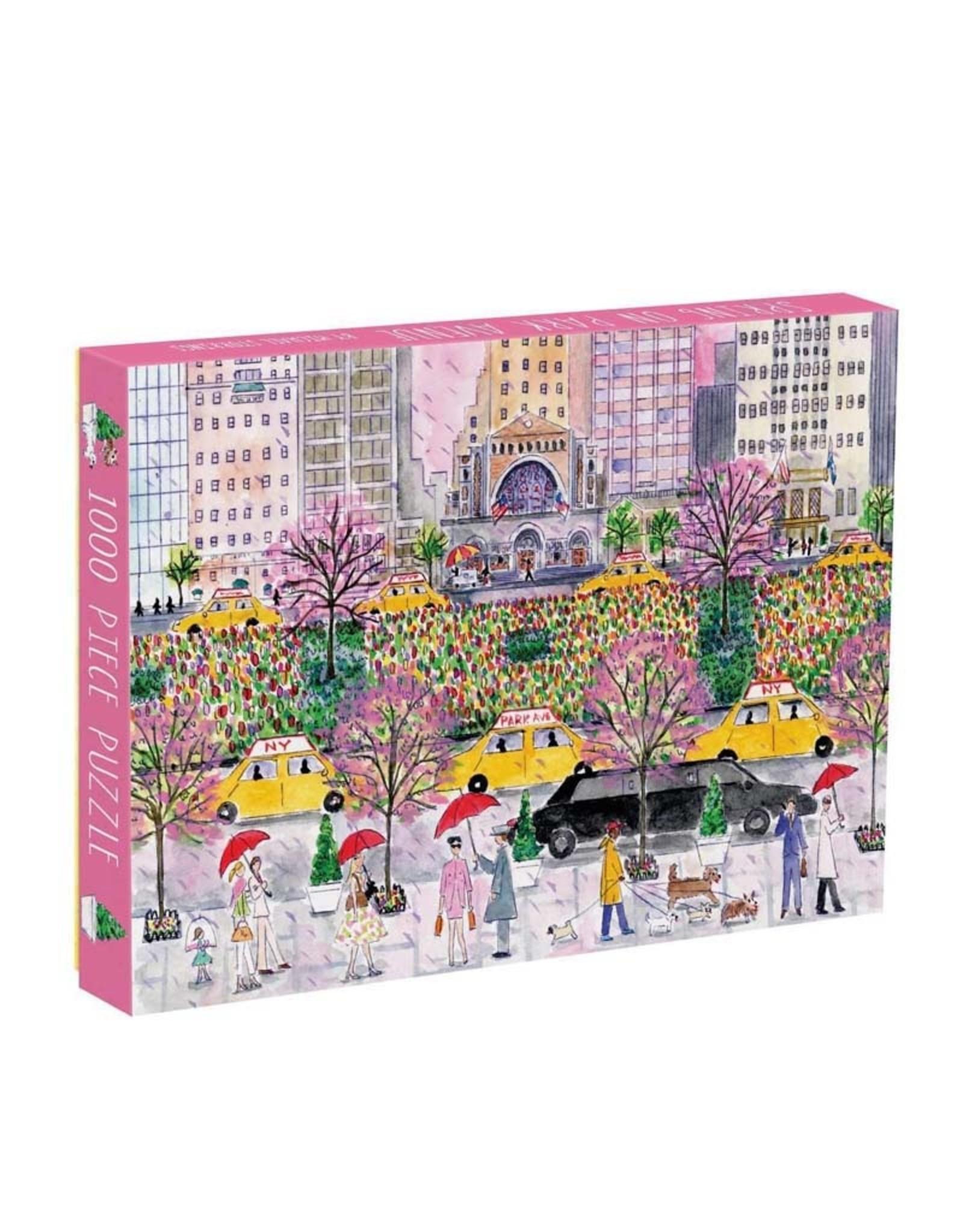 Galison 1000pc Spring on Park Avenue