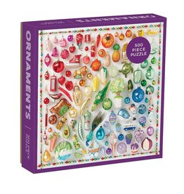 500pc Puzzle Rainbow Ornaments