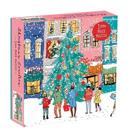 1000pc Puzzle Christmas Carolers