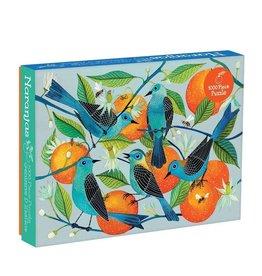 Galison 1000pc Naranjas Puzzle