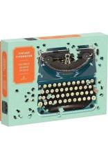 750pc Puzzle Typwriter