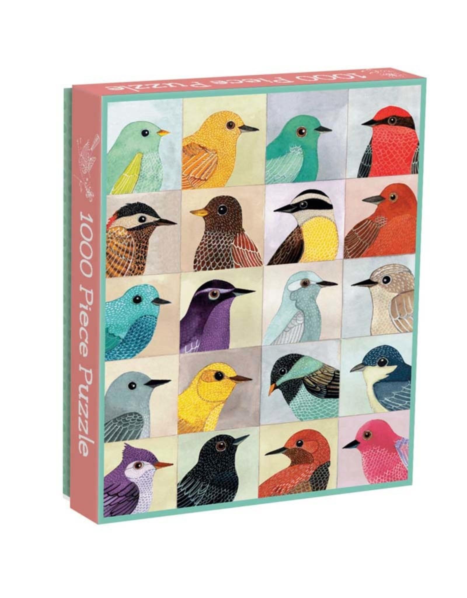 Galison 1000pc Avian Friends Puzzle