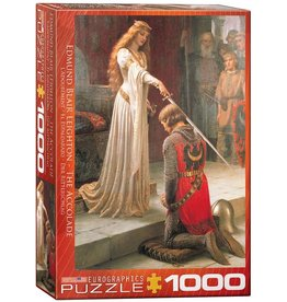 EuroGraphics 1000pc The Accolade